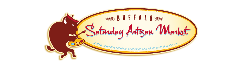 Buffalo Saturday Artisan Market at the Central Wharf